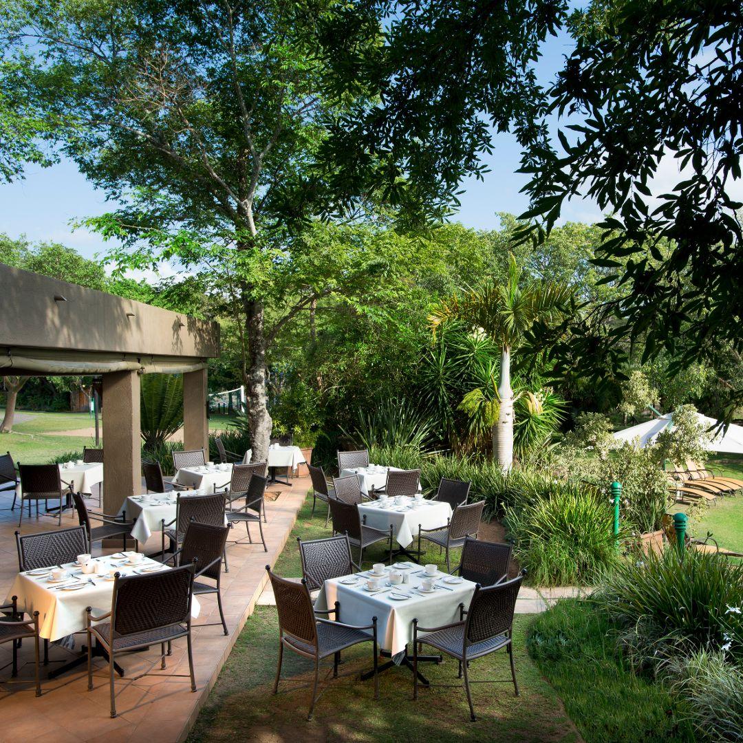 Kruger Park Lodge Amenities Restaurant